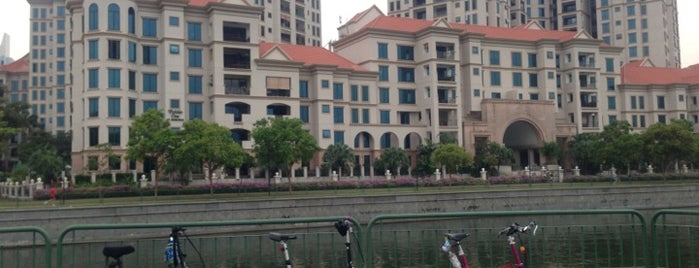 Tanjong Rhu Park is one of Favorite Great Outdoors.