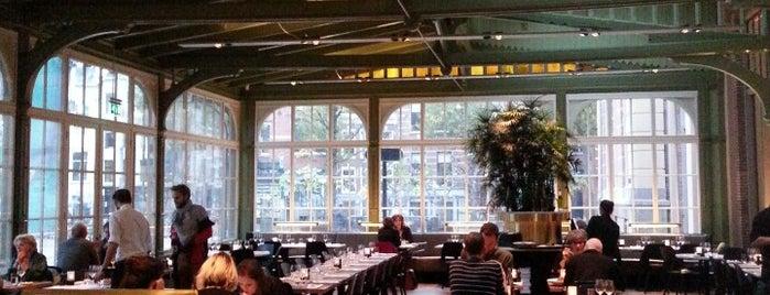 Restaurants in A\'dam!