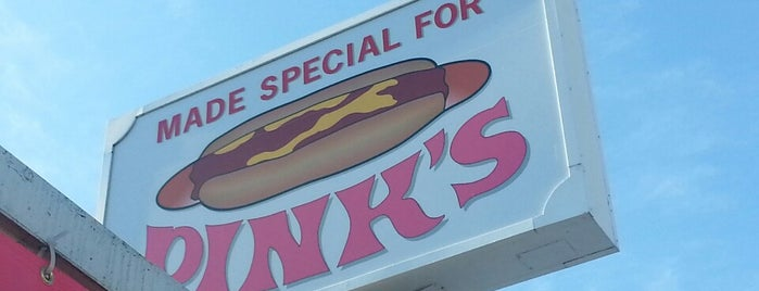 Pink's Hot Dogs is one of 100 Cheap Date Ideas in LA.