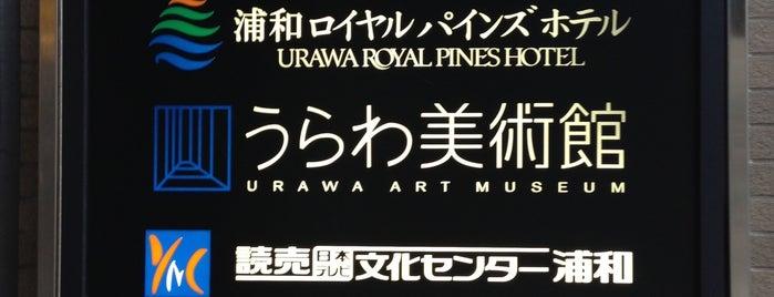 Urawa Art Museum is one of Jpn_Museums2.