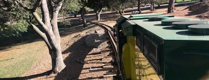 Billy Jones Wildcat Railroad is one of Northern California Railfans' List.