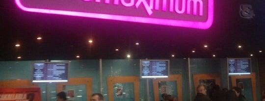 Cinemaximum is one of İlker ın mekanları.