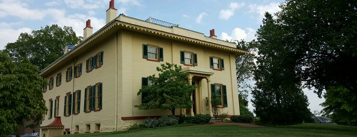 William Howard Taft National Historic Site is one of National Parks.