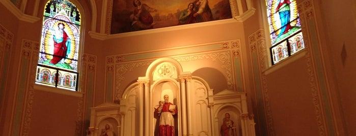St Francis de Sales is one of Paducah.