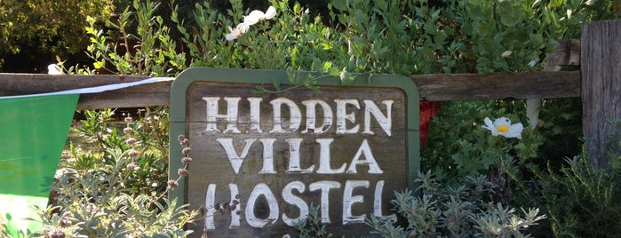 Hidden Villa Farm is one of Personal Favorites.