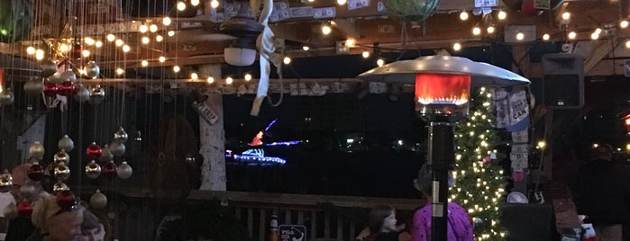 Boathouse Oyster Bar is one of The Best of the North Florida Gulf Coast.