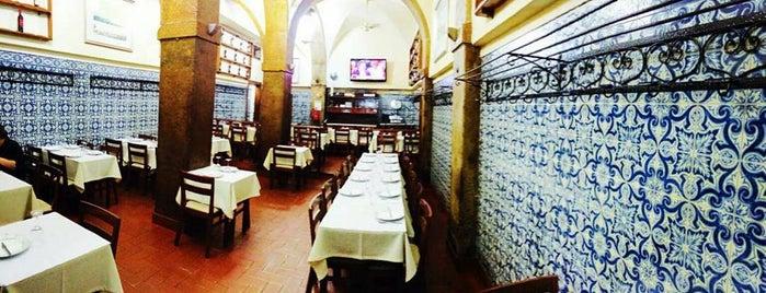 A Palmeira is one of Restaurants - Lisbon.