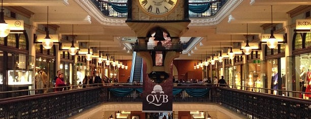 Queen Victoria Building (QVB) is one of Volta ao Mundo oneworld: Sydney.