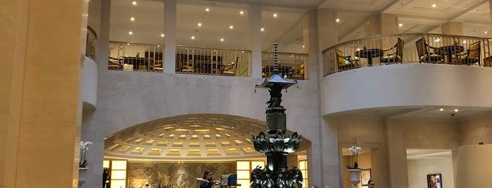 Lobby Lounge & Bar is one of Berlin.