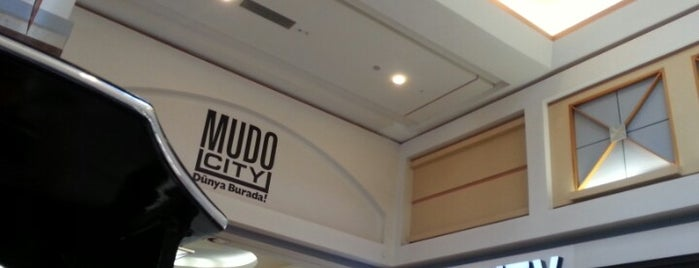 Mudo City is one of places.