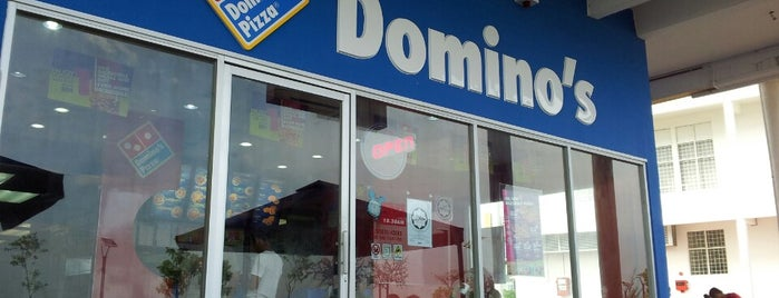 Domino's Pizza is one of Negri 9.