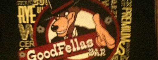 GoodFellas Bar is one of Cervejas.