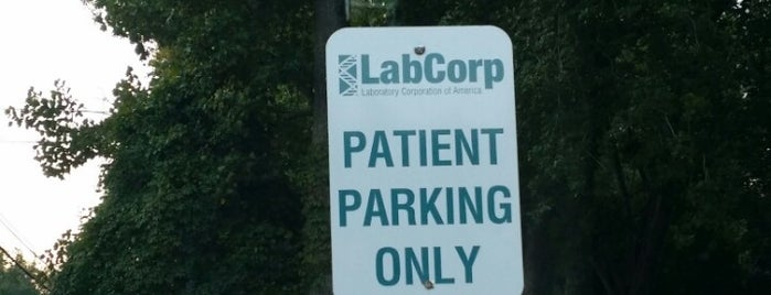 LabCorp is one of Frequent stops.