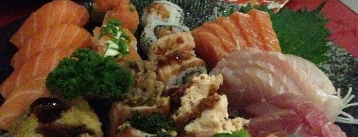 Shinjuku is one of Japafood.
