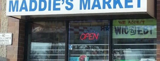Arnie's Market is one of Businesses & stores supporting Sunday liquor sales.
