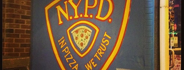 NYPD Pizza is one of Philly pizza.