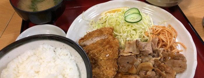 叶食堂 is one of 溝の口昼メシ.