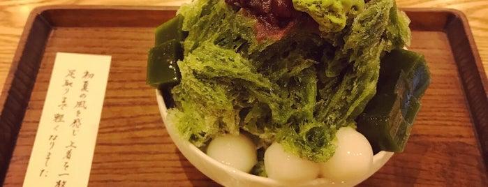 京菓匠 笹屋伊織 本店 is one of 和菓子/京都 - Japanese-style confectionery shop in Kyo.