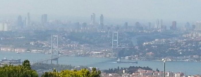 Büyük Çamlıca Tepesi is one of Istanbul.