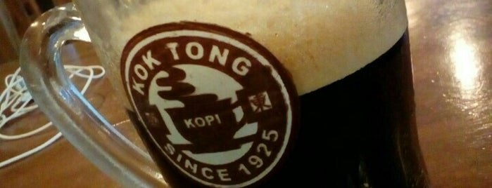Massa Kok Tong is one of Cafe or Coffee Shop.