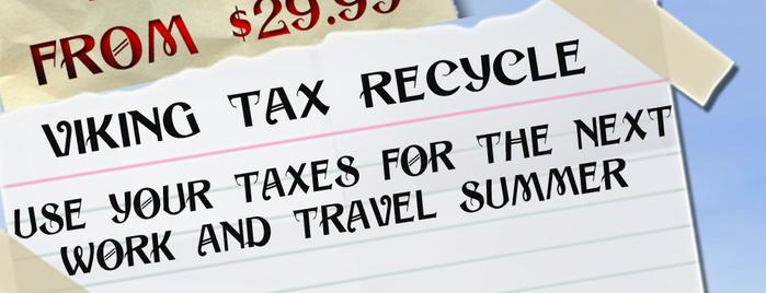 Viking Travel Shtip, Work and Travel USA, Tax Refund USA is one of Viking Work & Travel USA.