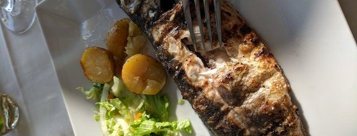 Restaurante Sereia is one of giove.