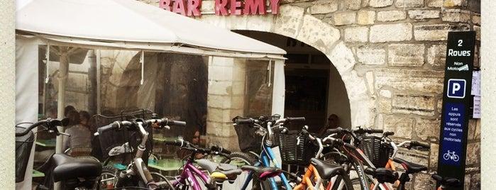 Bar Remy is one of Spots de Titou sur côte landaise et basque.