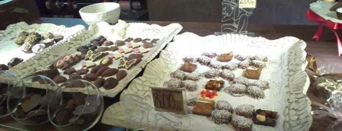 Chocolate Parlour | შოკოლადის სახელოსნო is one of TBL - food.