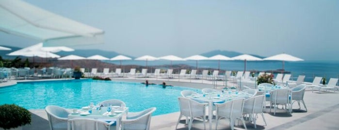 Doria Hotel is one of Bodrum /TURKEY City Guide.