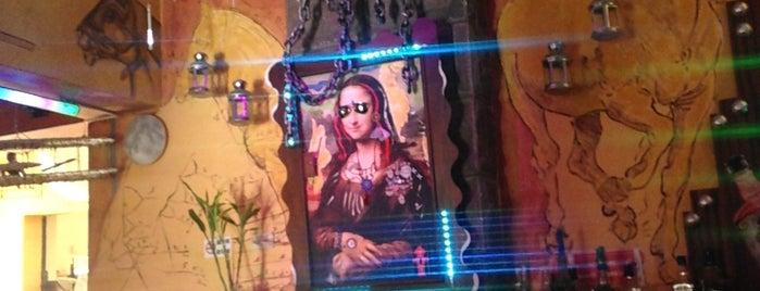 D'Vinci Rock's is one of ECUADOR.