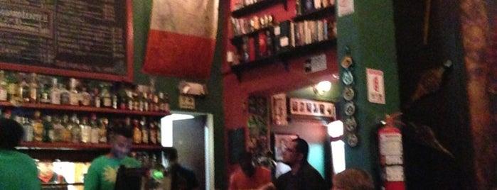 Finn McCool's is one of Ecuador best spots.
