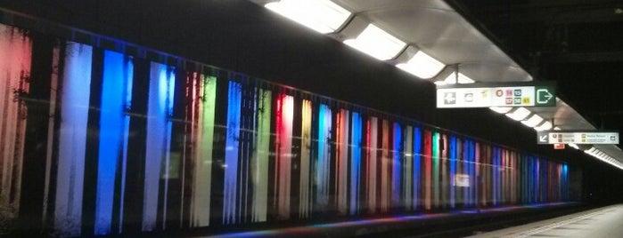 Gare du Nord / Noordstation (MIVB / STIB | De Lijn) is one of Belgium / Brussels / Tram / Line 25.