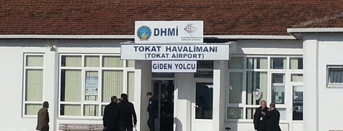Tokat Airport (TJK) is one of Airports in Turkey.