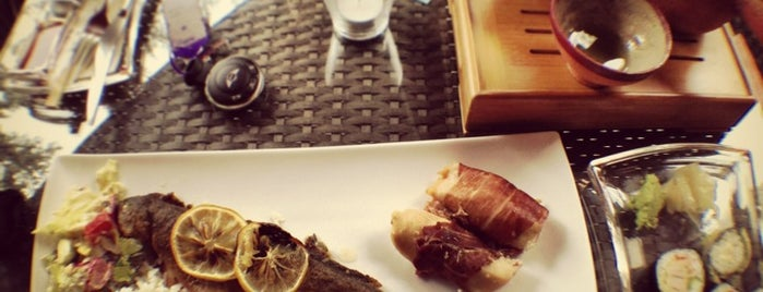 Wasabi Sushi Steak & Lounge bar is one of TREND Top restaurants.