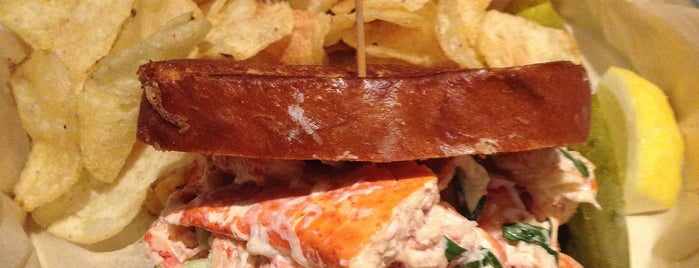 Smack Shack is one of Ultimate Summertime Lobster Rolls.