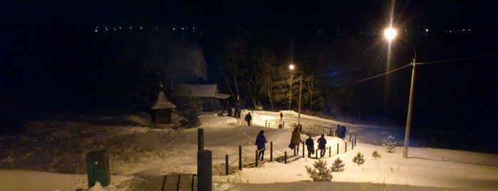 """Источник """"Белый Колодец"""" is one of Надо посетить."""