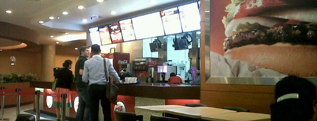 Burger King is one of Restaurant/Foodcourt.