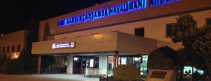 Samsun Çarşamba Airport (SZF) is one of HAVALİMANLARI.