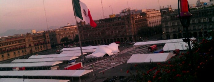 El Balcón del Zócalo is one of All-time favorites in Mexico.