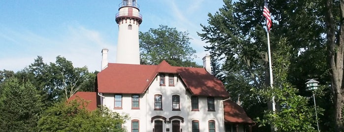 Grosse Point Lighthouse & Maritime Museum is one of Equinox 2013.