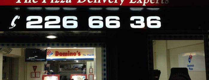 Domino's Pizza is one of Restaurants.