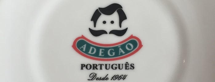 Adegão Português is one of Rio de Janeiro.