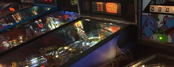 Modern Pinball NYC is one of USA NYC Must Do.