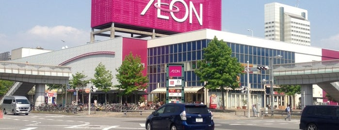 AEON is one of ショッピングモール.