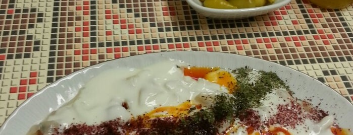 Öz Kafeterya Kayseri Mantıcısı is one of Top 10 dinner spots in Ankara, Türkiye.