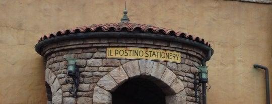 IL POSTINO Stationery is one of Disney.