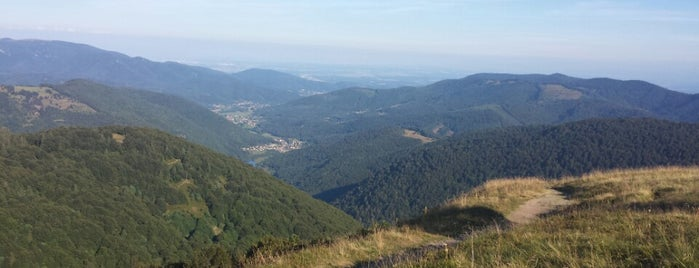 Ballon d'Alsace is one of Alsace.