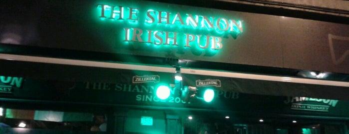 The Shannon Irish Pub is one of río de la plata.
