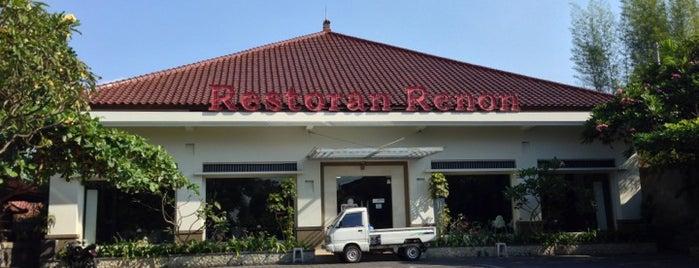 Restoran Renon is one of Nanda's All Favorite♥♚.