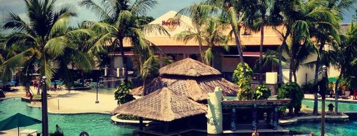 Hard Rock Hotel Bali is one of Best Hotels in Bali.